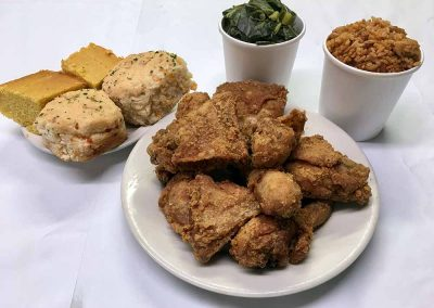 Workmen's Cafe - Fried Chicken Meal